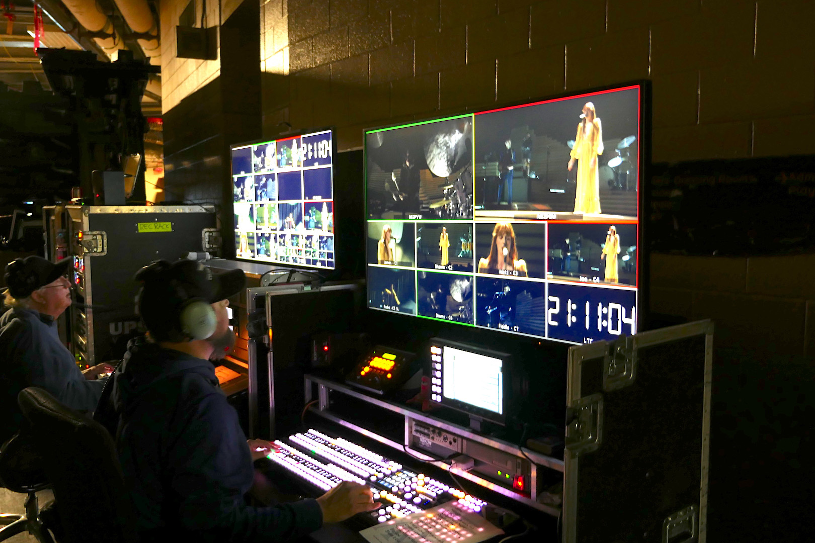 Upstage Video - Production Services