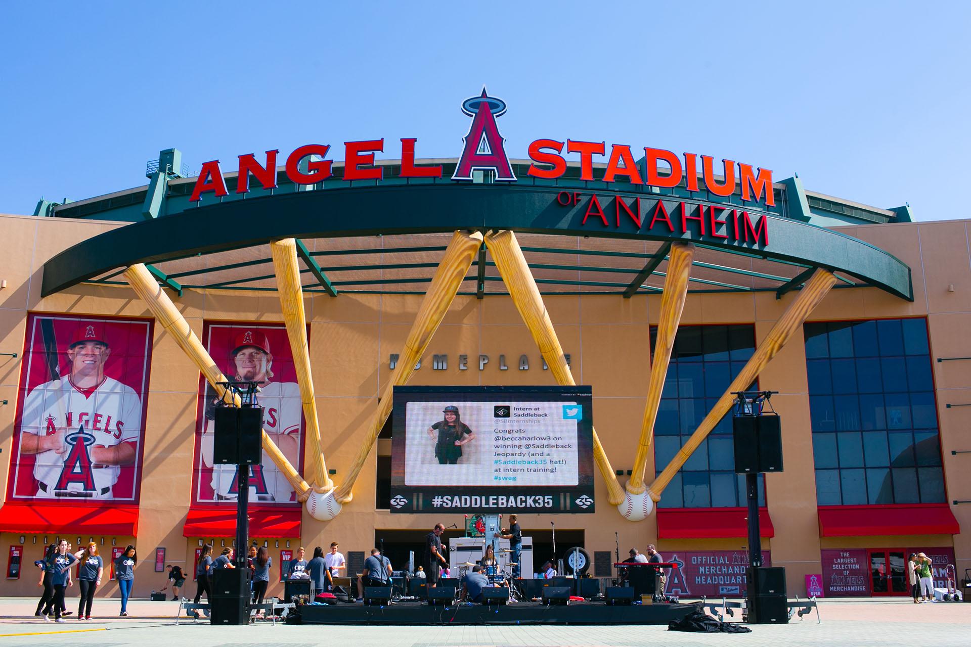 Mobile Screen Rental In Los Angeles