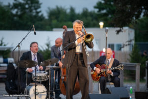 ChoiceLIVE Provides Sound for Michael Arenella & his Dreamland Orchestra